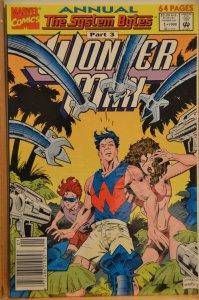 Wonder Man Annual #1 (1992)