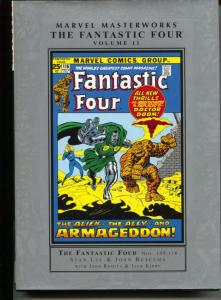 Marvel Masterworks The Fantasic Four #105-116-Color Reprints-Hardcover
