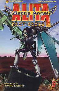 Battle Angel Alita Part 7 #5 VF/NM; Viz | save on shipping - details inside