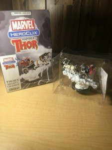 Marvel Heroclix THOR'S MIGHTY CHARIOT Hammer of Thor Dial Figure Sheep MFT4