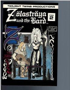 Zolastraya and the Bard #2 (1987)