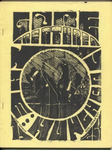 Gore Creatures #15 1969-early horror movie fanzine-Hammer Films-VG/FN