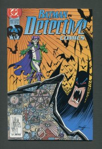 Detective Comics #617 / 9.2 NM-  (JOKER)  July 1990 (I)