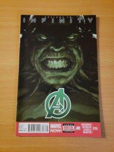 Avengers #16 ~ NEAR MINT NM ~ 2013 Marvel Comics