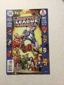 Justice League Of America 1 Shot NM Near Mint