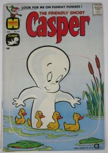 CASPER THE FRIENDLY GHOST #23 (Harvey) July, 1961 FINE PLUS (F+)