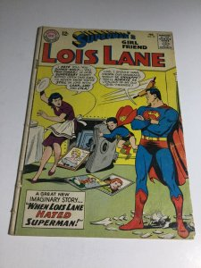 Superman's Girlfriend Lois Lane 39 Vg Very Good 4.0 DC Comics