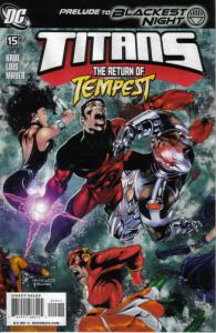 Titans (3rd Series) #15 VF/NM; DC   save on shipping - details inside