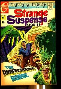 Strange Suspense Stories #7