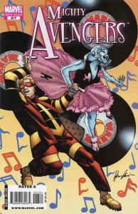 Mighty Avengers #27A VF/NM; Marvel | save on shipping - details inside
