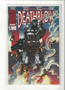Deathblow #2 Image Comics Jim Lee Art NM/M