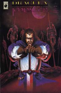 Dracula: Return of the Impaler #1 VF/NM; Slave Labor | save on shipping - detail