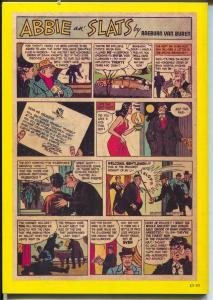Abbie an' Slats 1985-Ken Pierce-reprints newspaper comic strip=R. Vam Buren-NM