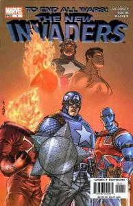 NEW INVADERS (2004) 0-9  the COMPLETE series! COMICS BOOK
