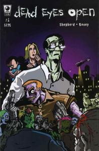 Dead Eyes Open #1 VF/NM; Slave Labor | save on shipping - details inside