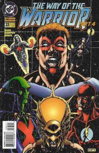 Guy Gardner: Warrior #33 FN; DC | save on shipping - details inside