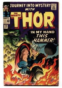 JOURNEY INTO MYSTERY #120 SILVER AGE MARVEL THOR  JACK KIRBY VG