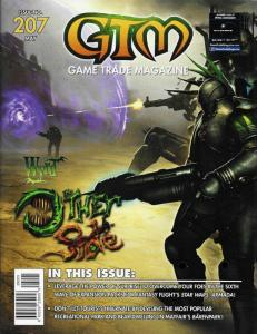 GTM Game Trade Magazine #207 Sealed with Promo Cards (2017) - New!