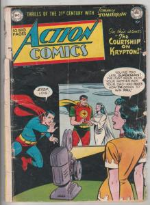 Action Comics #149 (Oct-50) GD- Low-Grade Superman