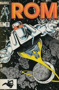 Rom #66 VF/NM; Marvel   save on shipping - details inside