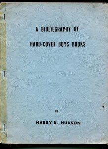 Bibliography of Hard-Cover Boys Books #5 1966-Harry Hudson-Lone Ranger-VG