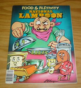 National Lampoon vol. 2 #5 VG december 1978 arthur suydam - shary flenniken mag