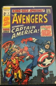 The Avengers Annual #3 (1969)