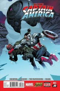 All-New Captain America #3 VF; Marvel | save on shipping - details inside