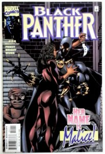 Black Panther  #24  NM Near Mint Unread  (2000 Marvel 2nd Series)  Marvel Comics