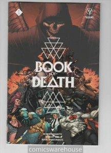 BOOK OF DEATH (2015 VALIANT) #1 NM