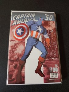 Captain America (1998 series) #50 in Near Mint