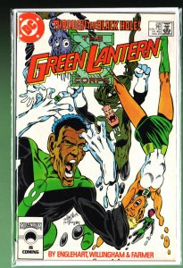 The Green Lantern Corps #218 (1987)