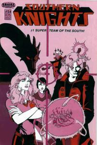 Southern Knights #24 FN; Guild | save on shipping - details inside