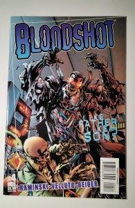 Bloodshot #4 (1997) Acclaim Comic Book J756