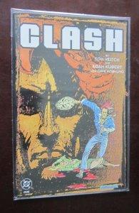 Clash set: #1-3 8.0 VF (1991)