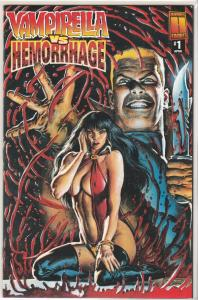 Vampirella vs Hemorrhage Set #1to3 (Apr-97) NM Super-High-Grade Vampirella