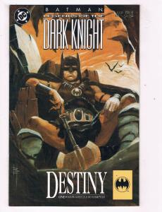 Batman Legends Of The Dark Knight #35 VF DC Comic Book Aug 1992 DE40 AD14