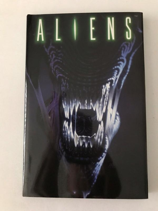 Aliens: Book Two (Dark Horse; Sept, 1990) - signed and numbered by the authors