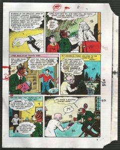 Hand Painted Color Guide-Capt Marvel-Shazam-C35-1975-DC-page 11-Batson-Tawney-G