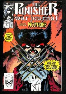 The Punisher War Journal #6 (1989)