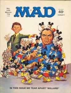 Mad (1952 series) #149, VF- (Stock photo)