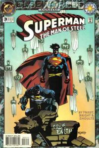 Superman: The Man of Steel Annual #3, NM (Stock photo)
