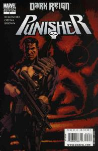 Punisher (8th Series) #3A FN; Marvel | save on shipping - details inside