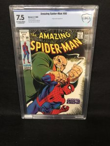 Amazing Spider-man #69 (Marvel, 1969) CBCS 7.5