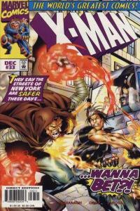 X-Man #33, NM (Stock photo)