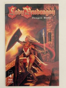 Lady Pendragon #4 Dragon Blade Image Comics VF/NM