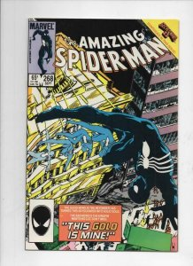 AMAZING SPIDER-MAN #268, NM, Black custome, KingPin, 1963, more ASM in store