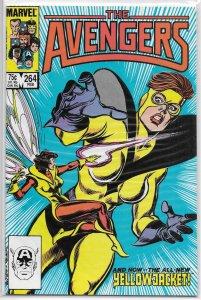 Avengers   vol. 1   #264 FN