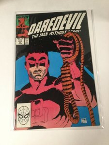 Daredevil 268 Nm Near Mint Marvel