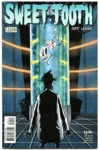 SWEET TOOTH #35, VF, Jeff Lemire, Horror, Vertigo, 2009, Unnatural Habitats